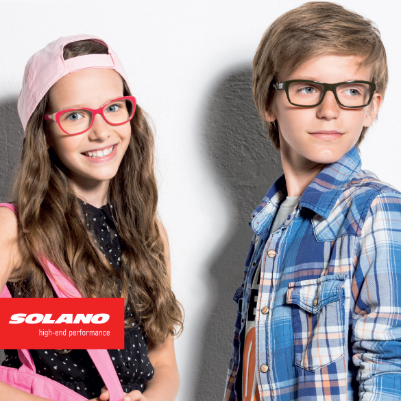 Solano Eyewear for kids